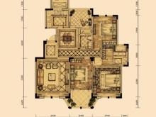 卢浮宫卢森堡②户型3室2厅2卫1阳台 131.25㎡