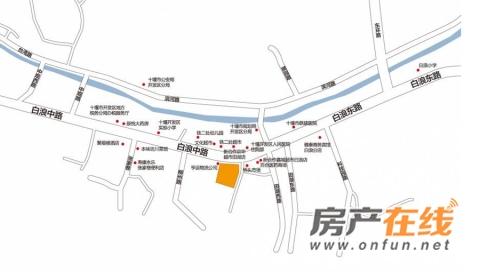 翱达公馆交通图