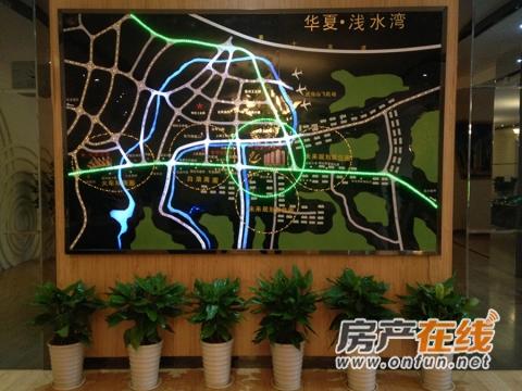 德昌·华夏浅水湾交通图