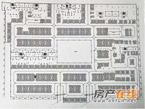 龙门御城实景图