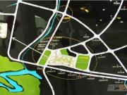 成邦华夏公馆交通图