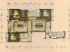C户型3室2厅3卫3阳台 192.62㎡