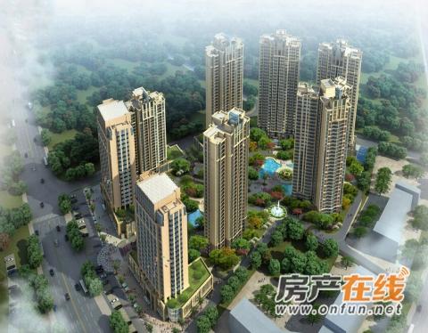 上海名都效果图