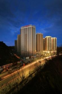 九州龙城交通图