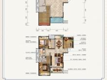 金色礼赞3-A户型2室2厅2卫1阳台 109.4㎡