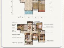 金色礼赞3-C户型2室2厅2卫2阳台 123.79㎡