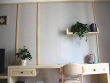 天麟时代经典11号楼40平米精装样板间