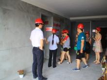 东风阳光城四期锦程世家1#楼清水样板房
