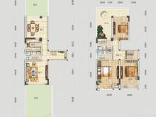四方新城·匠园A户型4室3厅3卫3阳台 145.62㎡