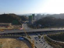 四方新城·匠园交通实景