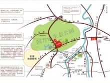 四方新城·四方汇交通图