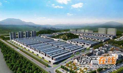 佰昌·鄂西北优质农产品交易中心