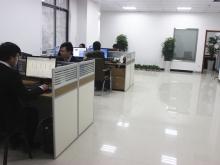 唐城中岳汇居然之家办公区