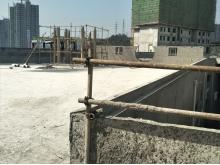 四方新城·匠园匠园的景观院落正在修建中