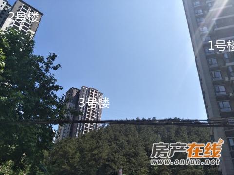 蓝宝湾实景图
