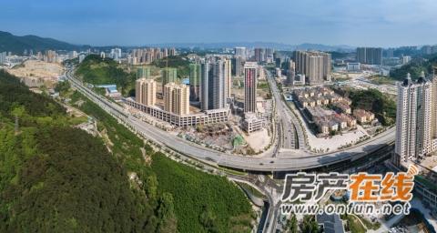 汉成天地交通图
