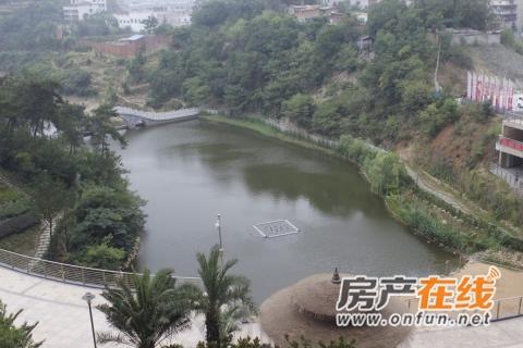 全兴星湖湾实景图