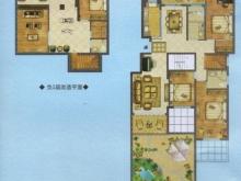 公元海A2户型3室3厅2卫1阳台 142.49㎡