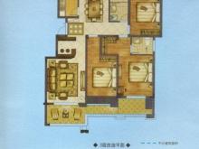 公元海C2户型3室2厅2卫2阳台 127..25㎡
