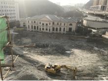 卢浮宫二期工程进度