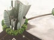 东岳尚城交通图