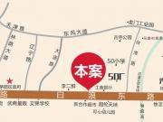 兴业花园交通图