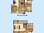 公元海E2户型5室2厅2卫2阳台186.33㎡