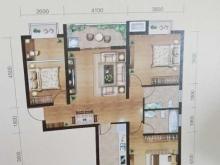 腾龙国际A户型3室2厅2卫 113.75㎡