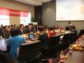 林安龙头商户进驻意向座谈会召开 为十堰物流献策