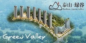 泰山·绿谷 从山谷里长出来的生态华宅
