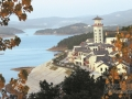 丹江口沧浪海旅游港美景