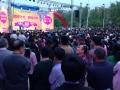5月1日 郧西天河金街项目千万级营销中心璀璨开放