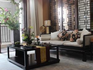 成邦·华夏公馆3号楼124平米三室两厅样板间欣赏