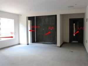 百强世纪城126平米三室两厅两卫一厨两阳台