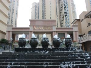 水景无处不在 和昌国际城二期小区实景赏析