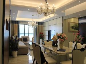 祥安东城国际花园108平米精装样板间实拍