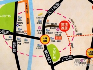建地·堰岚山3号楼户型起底 均价4900元/平米