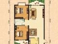 如何选一个好户型?泰康花园97平米两室邀你鉴赏