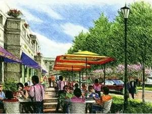 四方汇 · 公园体验式休闲商业 / 安放这个城市的不羁情怀