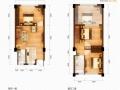 100多平米的房子 两种完全不同的选择你怎么挑?