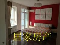 北京路奥林花园复式楼210平米电梯精装带露台和车库120万