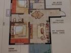 九州龙城建筑面积69.6平米两房样板间实拍