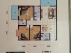 南北世纪城114.1平米三室两厅两卫