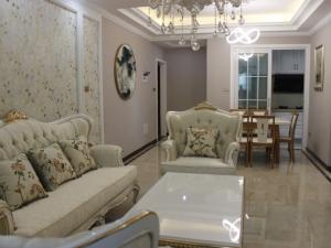 祥安东城玫瑰苑建筑面积80.3平米精装样板间实拍