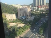 急售北京路十堰大学对面中环世贸广场住房,两室可改三室,115平,55万
