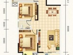 御景苑92平米岂止是两房 如果改三房你什么想法?