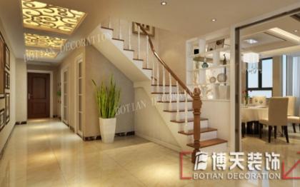 客厅|楼梯