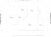 M天下82㎡平面设计方案