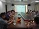 咸宁地震局领导一行到泰山·绿谷考察学习抗震示范技术