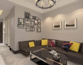 58平米紧凑两居室户型优化经典改造